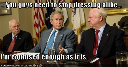Dick Cheney george w bush president Republicans - 986574592