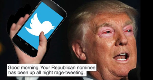 donald trump list politics mean rage twitter