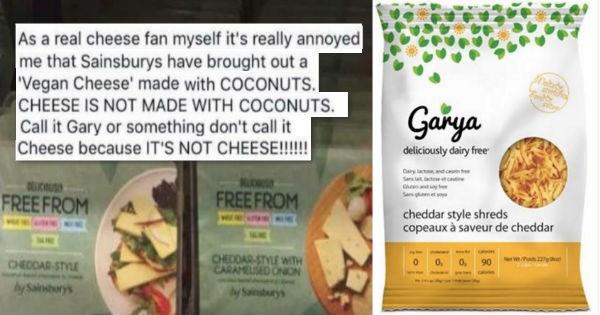 food cheese facebook list twitter vegan - 988421