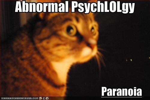 Abnormal PsychLOLgy