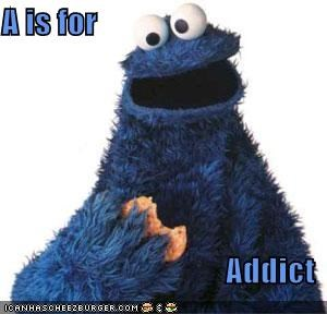 A is for  Addict