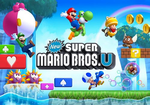 8 Amazing New Super Mario Bros. U Gameplay Videos