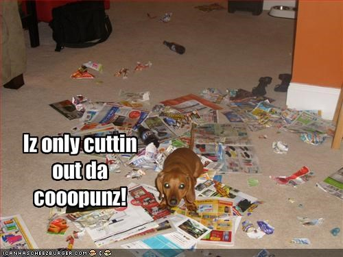 Iz only cuttin