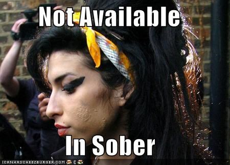 Not Available  In Sober