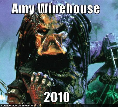 amy winehouse,crack is whack,The Predator