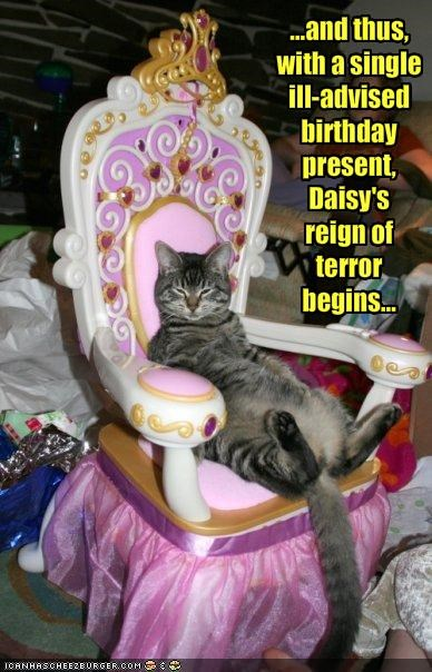 ...and thus, with a single 