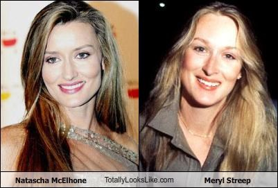 Meryl Streep,Natascha McElhone