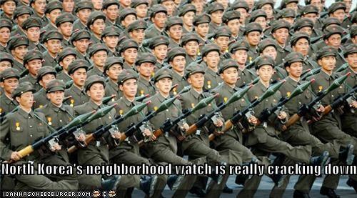 North Korea's neighborhood watch is really cracking down