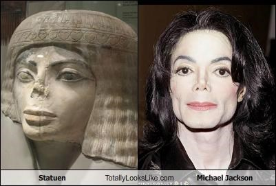 Statuen Totally Looks Like Michael Jackson