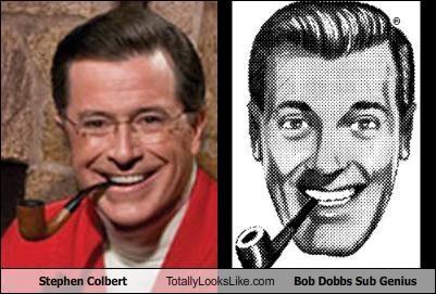 Bob Dobbs,politics,stephen colbert,the colbert report