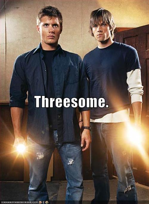 Threesome.