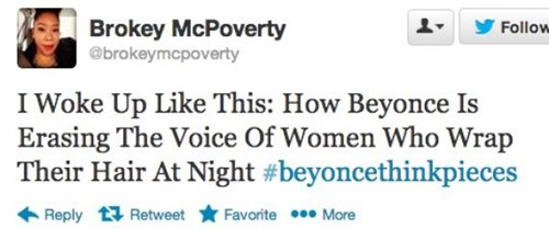Beyoncé's New Album Took Over the Internet This Week, Now #beyoncethinkpieces is Taking Over Twitter Today