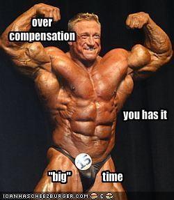 over compensation