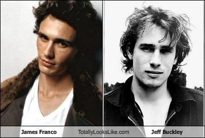 James Franco Totally Looks Like Jeff Buckley