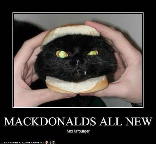 MACKDONALDS ALL NEW