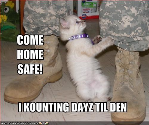 COME HOME SAFE!