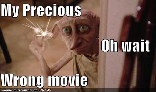 My Precious Oh wait Wrong movie