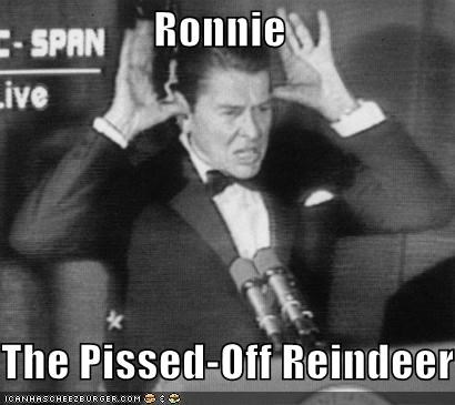 Ronnie     The Pissed-Off Reindeer
