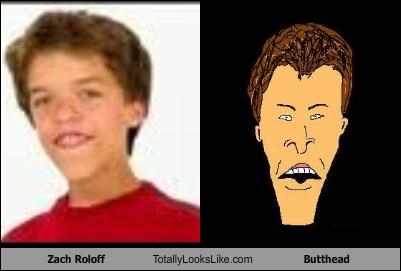 Zach Roloff Totally Looks Like Butthead
