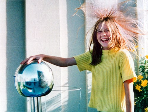 It's National Static Electricity Day!
