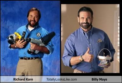 Richard Karn Totally Looks Like Billy Mays