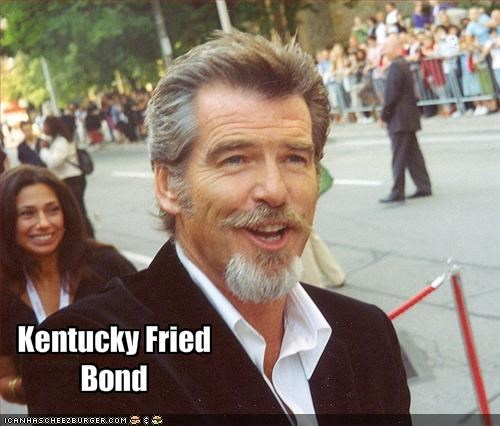 Kentucky Fried Bond