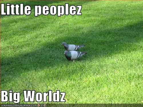 Little peoplez  Big Worldz