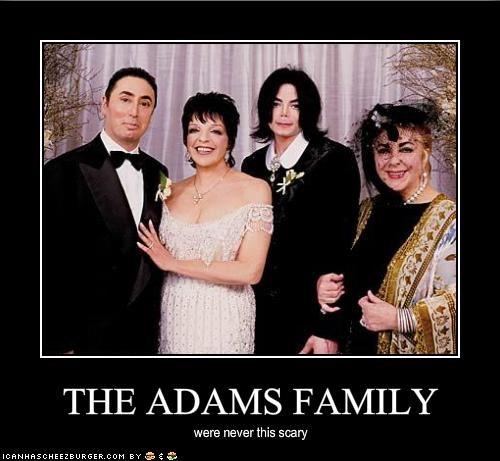 THE ADAMS FAMILY