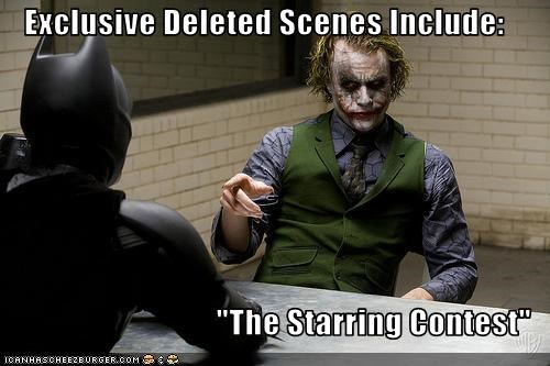 """Exclusive Deleted Scenes Include:  """"The Starring Contest"""""""
