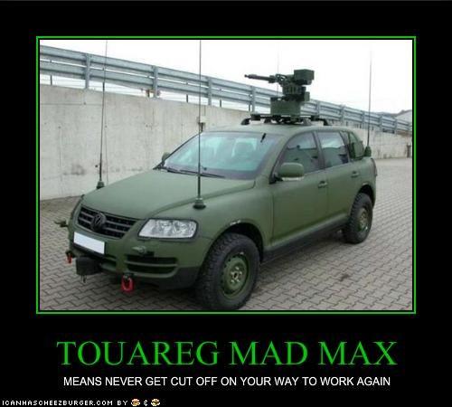 TOUAREG MAD MAX