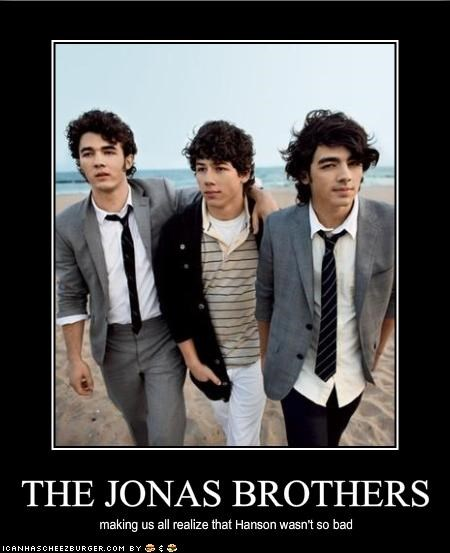 music is dead,the jonas brothers