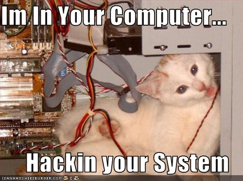 Im In Your Computer...  Hackin your System