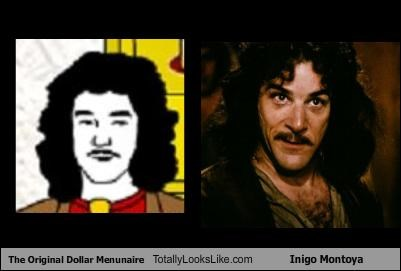 The Original Dollar Menunaire Totally Looks Like Inigo Montoya
