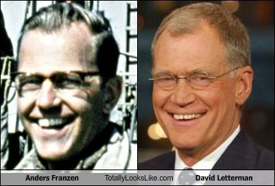 Anders Franzen Totally Looks Like David Letterman