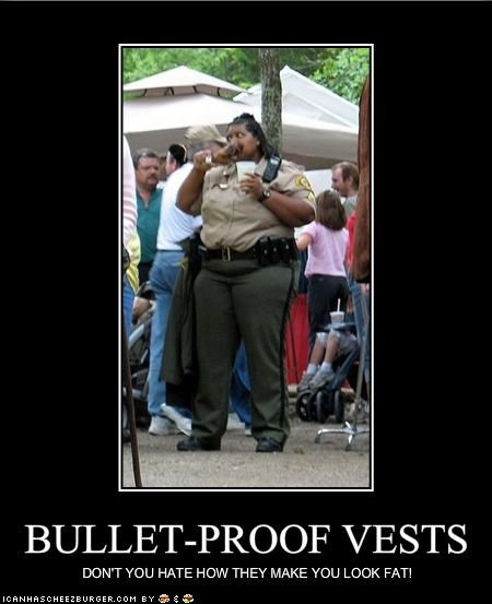 BULLET-PROOF VESTS
