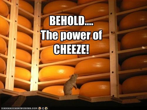 BEHOLD....