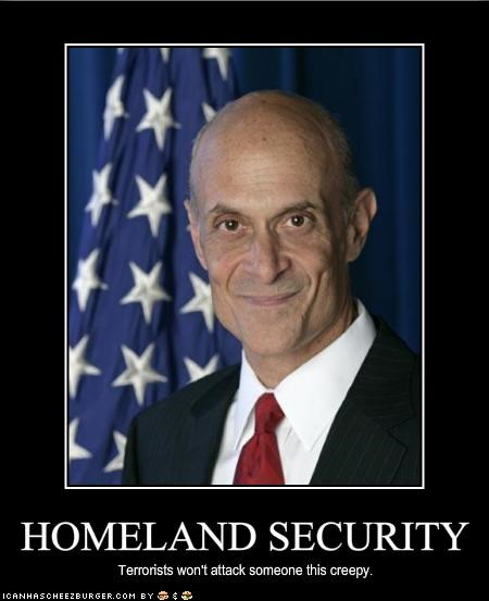 homeland security,Michael Chertoff,Pundit Kitchen Index