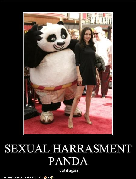 SEXUAL HARRASMENT PANDA