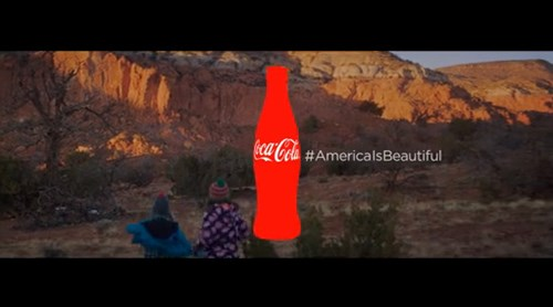 Backlash of the Day: People With No Understanding of the English Language Hated Coke for Not Using English in Their Super Bowl Ad.