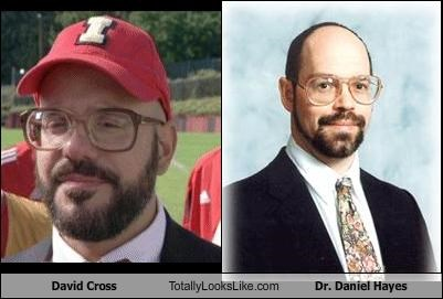 David Cross Totally Looks Like Dr. Daniel Hayes