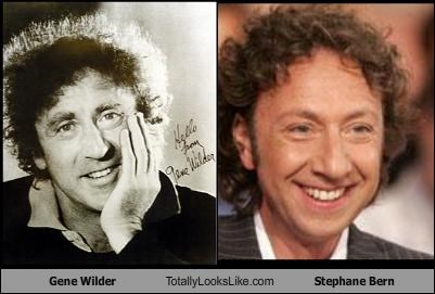 Gene Wilder Totally Looks Like Stephane Bern