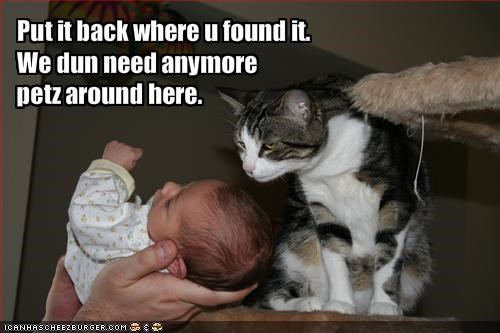 Put it back where u found it. 