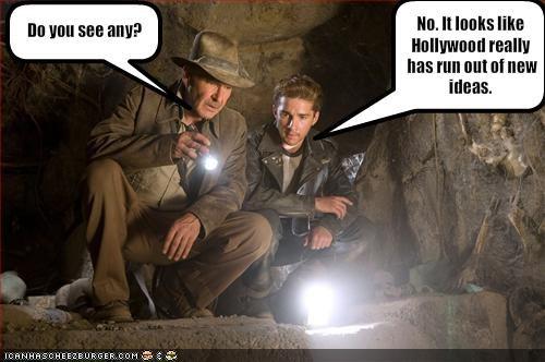 Harrison Ford,ideas,Indiana Jones,shia labeouf