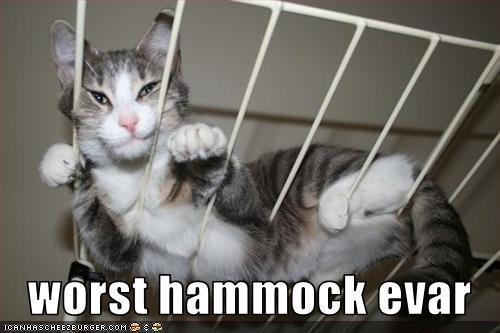 worst hammock evar