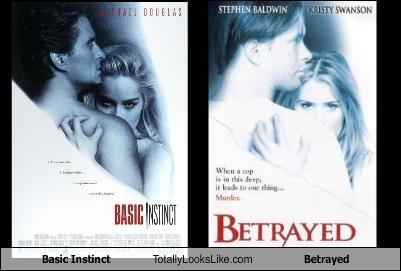 Basic Instinct Totally Looks Like Betrayed