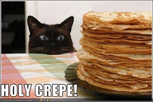 HOLY CREPE!