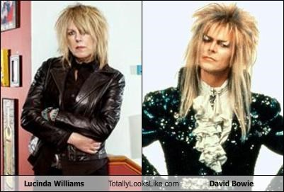 david bowie,lucinda williams,movies,Music,musician