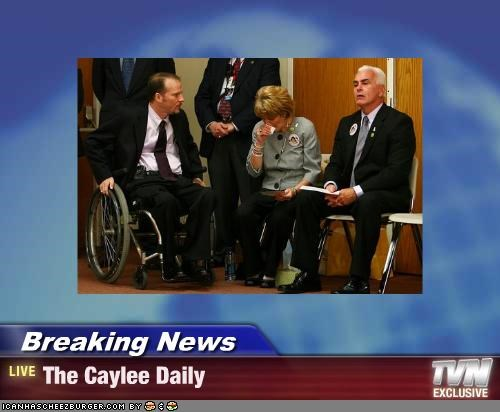 Breaking News - The Caylee Daily