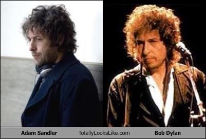 Adam Sandler Totally Looks Like Bob Dylan