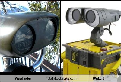 Viewfinder Totally Looks Like WALL.E